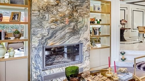 Fusion Wow Green Fireplace House Fireplace Fusion Wow Green