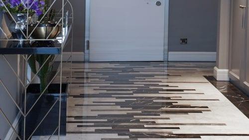 Luxury Villa Project Flooring House Pantera Bianca Perla Brown